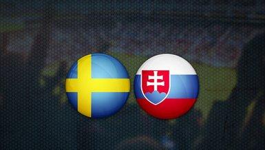İsveç Slovakya maçı ne zaman, saat kaçta ve hangi kanalda CANLI olarak yayınlanacak? Muhtemel 11'ler ve daha fazlası... | EURO 2020
