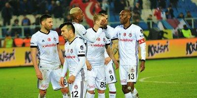 Beşiktaş zoru kolaya çevirdi
