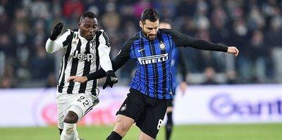 Juve ile Inter yenişemedi
