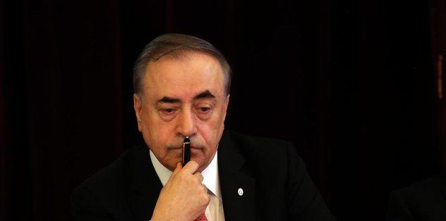 Galatasaray'da kayyum için karar çıktı!