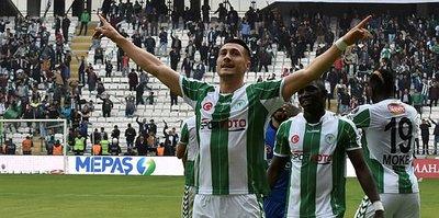 """""""Konyaspor'a topyekun destek zamanı"""""""