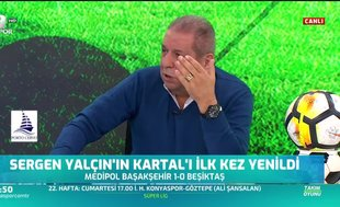 ''Başakşehir Beşiktaş'ı istediği gibi oynattı''