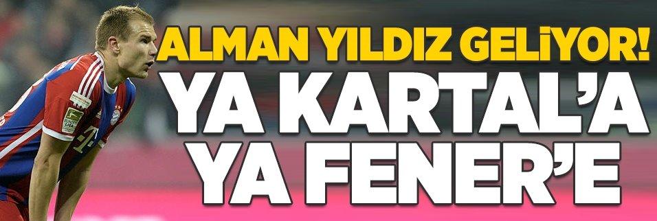 Fenerbahçe ve Beşiktaş'ın stoper savaşı