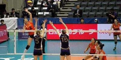 Dünya Kulüpler Voleybol Şampiyonası başladı