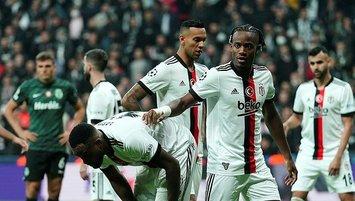 Beşiktaş'ta bir iptal bir direk!