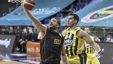 Fenerbahçe Beko Galatasaray: 104-79 | MAÇ SONUCU ÖZET
