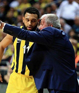 Fenerbahçe'de korkunç sakatlık: Tyler Ennis Hastaneye kaldırıldı