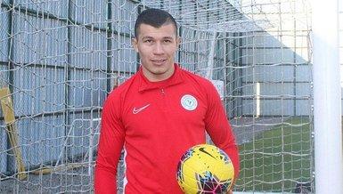 Son dakika spor haberleri: Çaykur Rizespor'da Braian Samudio ile yollar ayrıldı!
