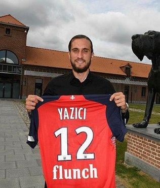 Eski Trabzonsporlu Yusuf Yazıcı'dan ilk asist