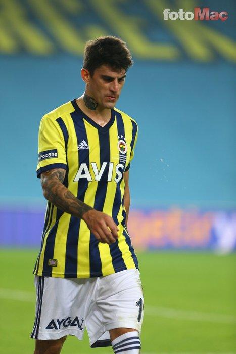 Son dakika transfer haberi: Fenerbahçe sol kanat için atağa kalktı! Diego Perotti yerine Fabio Martins, Moussa Djenepo, Arnaut Danjuma...