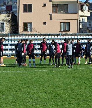 Fatsa Belediyespor'da Kocaelispor hazırlıkları
