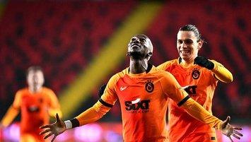 İstanbul serisi başlıyor! İşte Terim'in Başakşehir maçı 11'i