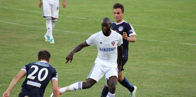 Karabükspor'dan gol yağmuru: 7-1