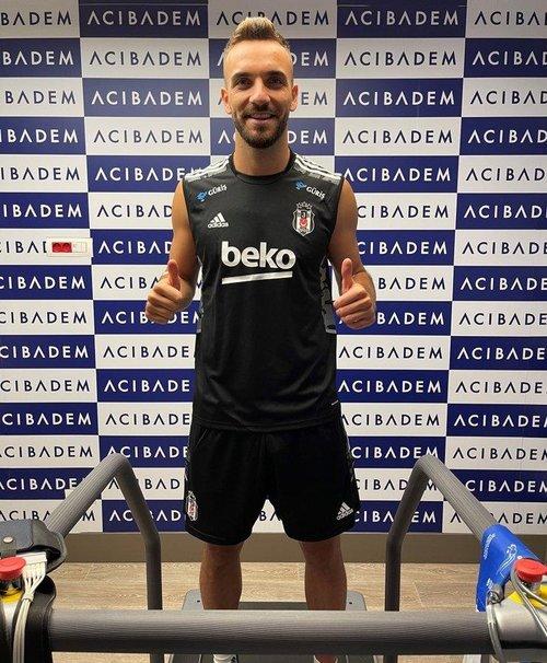Son dakika transfer haberi: Kenan Karaman resmen Beşiktaş'ta Bjk spor haberi 14