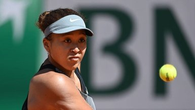 Japon tenisçi Naomi Osaka Berlin'deki turnuvadan da çekildi!