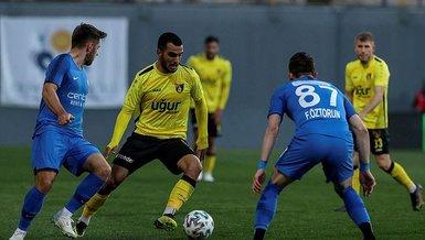 İstanbulspor Tuzlaspor 2-1 (MAÇ SONUCU - ÖZET)