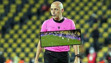 Son dakika spor haberi: Giresunsporlu oyunculardan maç sonu Cüneyt Çakır'a tepki!