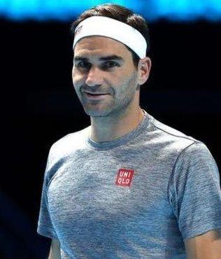 Federer Bjorn Borg Grubu'nda ilk galibiyetini aldı