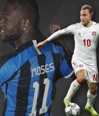 Moses'ın ardından Christian Eriksen de Inter'e!