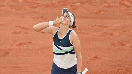 Son dakika spor haberleri: Fransa Açık tek kadınlarda Pavlyuchenkova-Krejcikova finali oynanacak