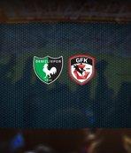 Yukatel Denizlispor - Gaziantep FK maçı saat kaçta? Hangi kanalda?