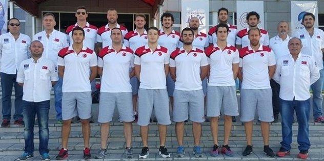 Sutopunda Avrupa Şampiyonası Elemeleri hazırlıkları