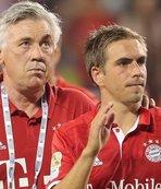 Ancelotti'den Lahm açıklaması