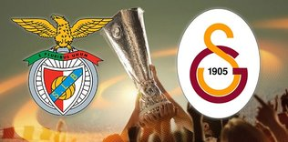Benfica Galatasaray maçı ne zaman hangi kanalda, saat kaçta?
