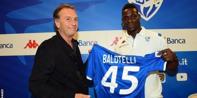 Mario Balotelli'den müjde geldi! Resmen bedava...