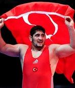Cumhurbaşkanı'ndan şampiyonlara tebrik