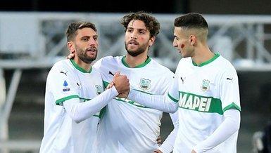 Hellas Verona Sassuolo: 0-2 (MAÇ SONUCU - ÖZET)