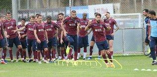 Trabzonspor, Erzurumspor maçına hazır