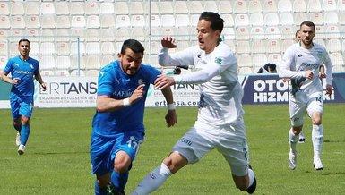 BB Erzurumspor Konyaspor 1-2 (MAÇ SONUCU - ÖZET)