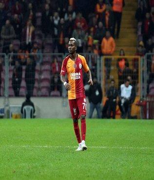 Onyekuru Galatasaray'a veda etti! İşte o sözler