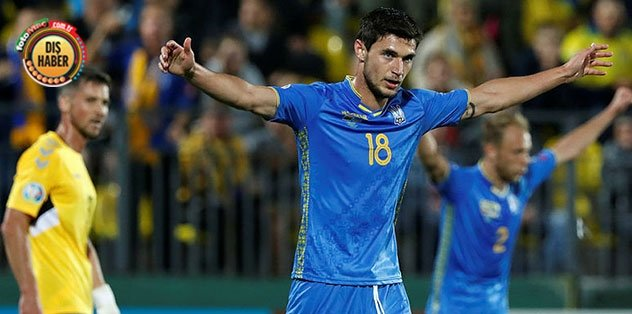 Gent Yaremchuk için Galatasaray'dan servet istemiş