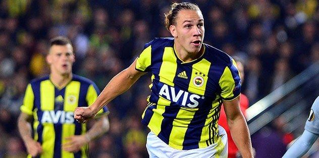 Fenerbahçe'ye Frey piyangosu!
