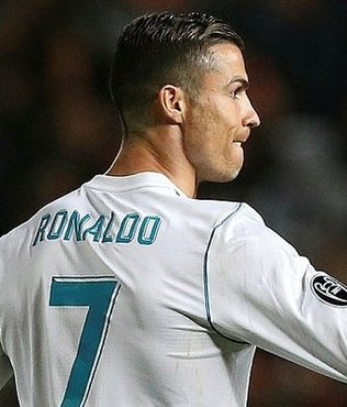 UCL'de haftanın oyuncusu Ronaldo
