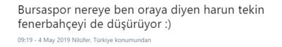 Fenerbahçe taraftarından Harun Tekin'e şok sözler!