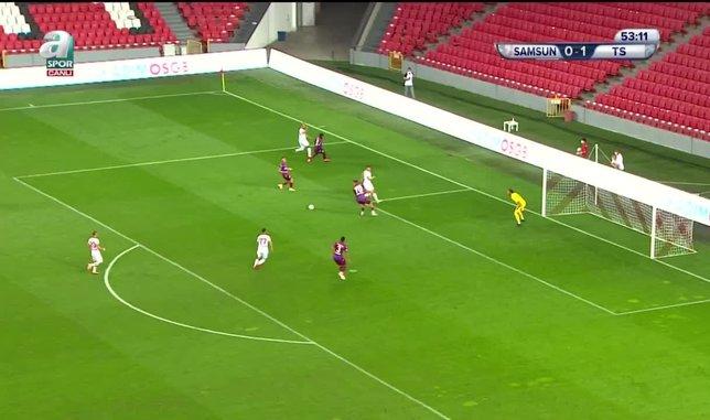 1598718510108 - Samsunspor 2- 1 Trabzonspor | MAÇ SONUCU