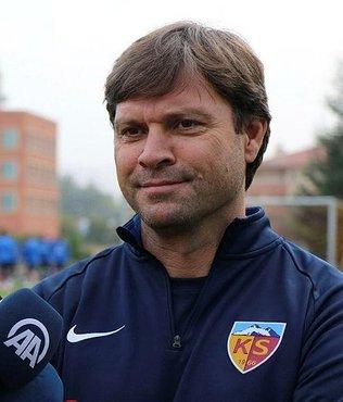 """Kayserispor Teknik Direktörü Ertuğrul Sağlam: """"Bu ligde her takımı yenebilecek güçteyiz"""""""