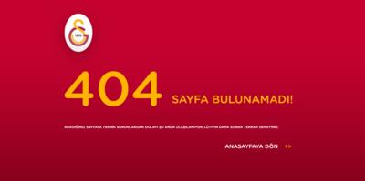 www.Galatasaray.org: Tudor'a ulaşılamıyor!