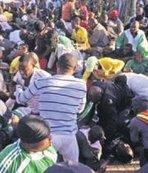 Angola'da facia: 17 ölü