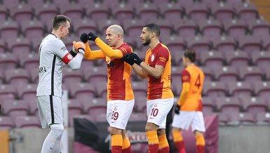 Galasaray hammer Denizlispor 6-1 in Super Lig clash