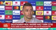 Muslera: Taraftarlarımız sahayı Real Madrid'e yine cehenneme çevirecektir