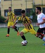İstanbulspor'dan iki iç transfer