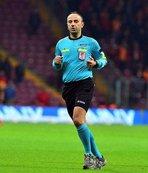 Galatasaray maçının VAR'ı Barış Şimşek