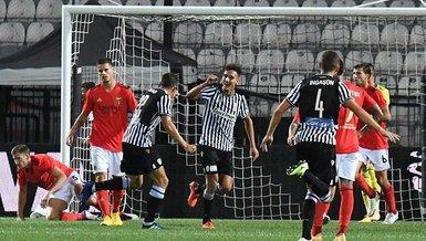 PAOK 2-1 Benfica   MAÇ SONUCU