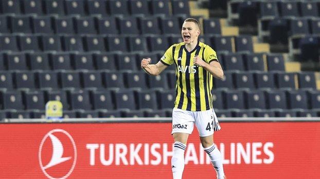 FENERBAHÇE TRANSFER HABERLERİ - Fenerbahçeli Attila Szalai'ye Atletico Madrid, Chelsea ve Juventus kancası!