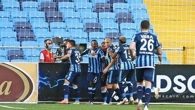 Adana Demirspor-Balıkesirspor: 3-0 (MAÇ SONUCU-ÖZET)