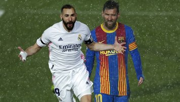 El Clasico'da kazanan Real Madrid!